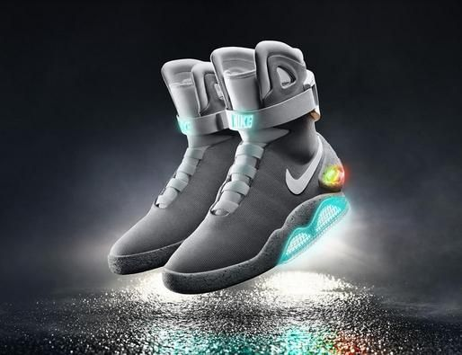 Latest Nike Shoes Released: Most Innovative Nike Shoes 2015 - #Nike Air Mag