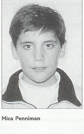 Young Mika