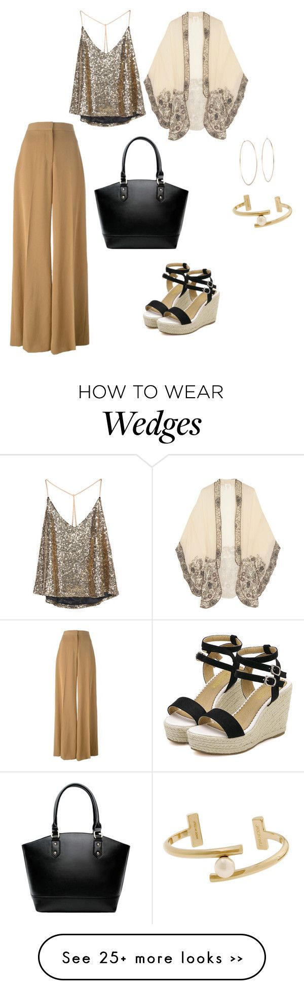 """Untitled #974"" by janicemckay on Polyvore featuring Anna Sui, STELLA McCARTNEY, Michael Kors and Jason Wu"