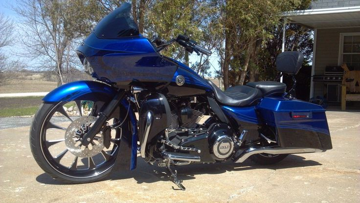 cvo road glide trickey air front rear air ride windividual compressors rear