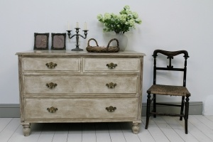 Chest of Drawers | Distressed But Not Forsaken