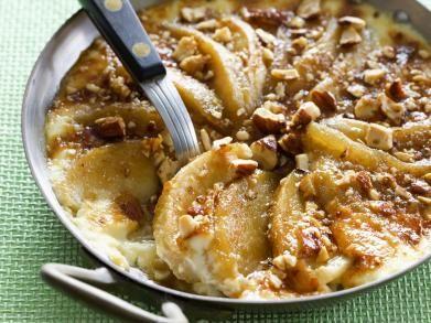 Appelkoek met hazelnoten