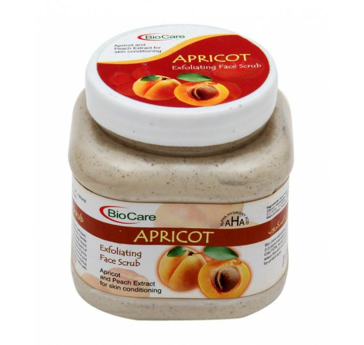 Biocare Apricot Face and Body Cream