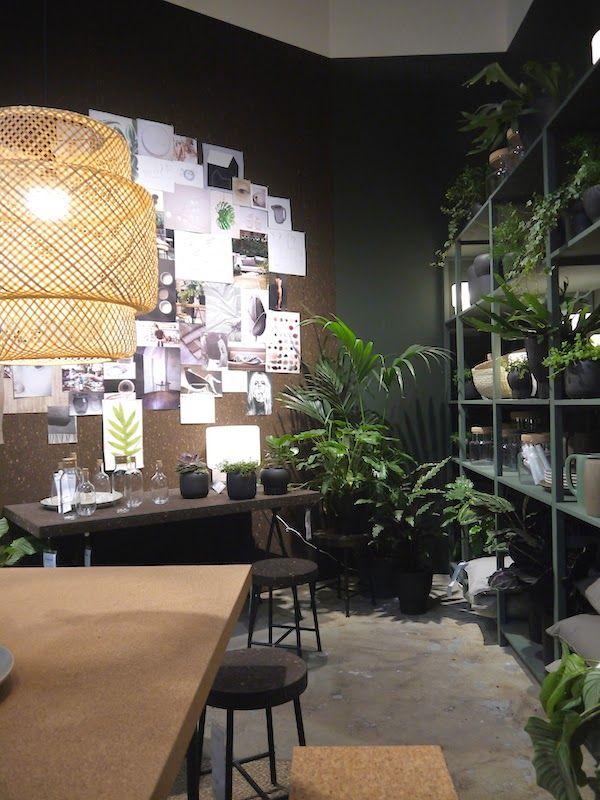 Cork & Greens | IKEA Temporary