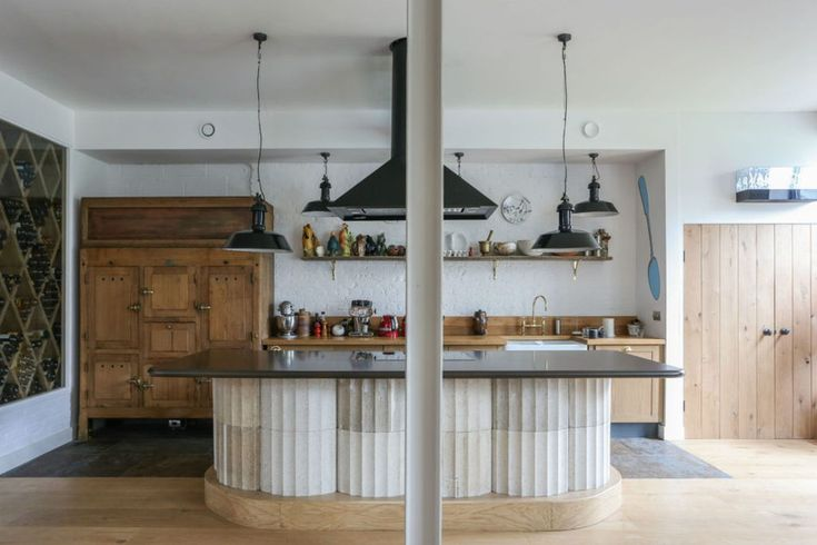 Chef's refurbished London flat is an eclectic mix of the old and new - Curbed