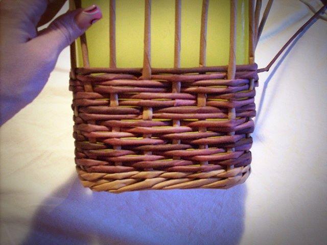 Tutorial - pattern - Moje pletení z papíru - Fotoalbum - NÁVOD - VZORY PLETENÍ - NÁVOD - NA VZOREČEK KEPR