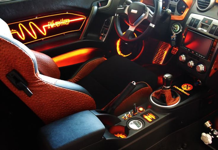 post your car interior here!! - Page 6 - New Tiburon Forum : Hyundai Tiburon Forums