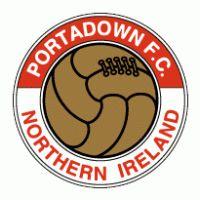 Portadown of Northern Ireland crest.