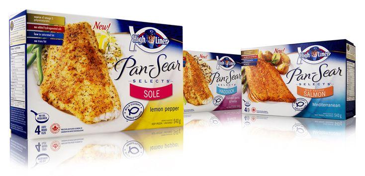 Anthem Worldwide Packaging Design for High Liner Foods – POPSOP ...