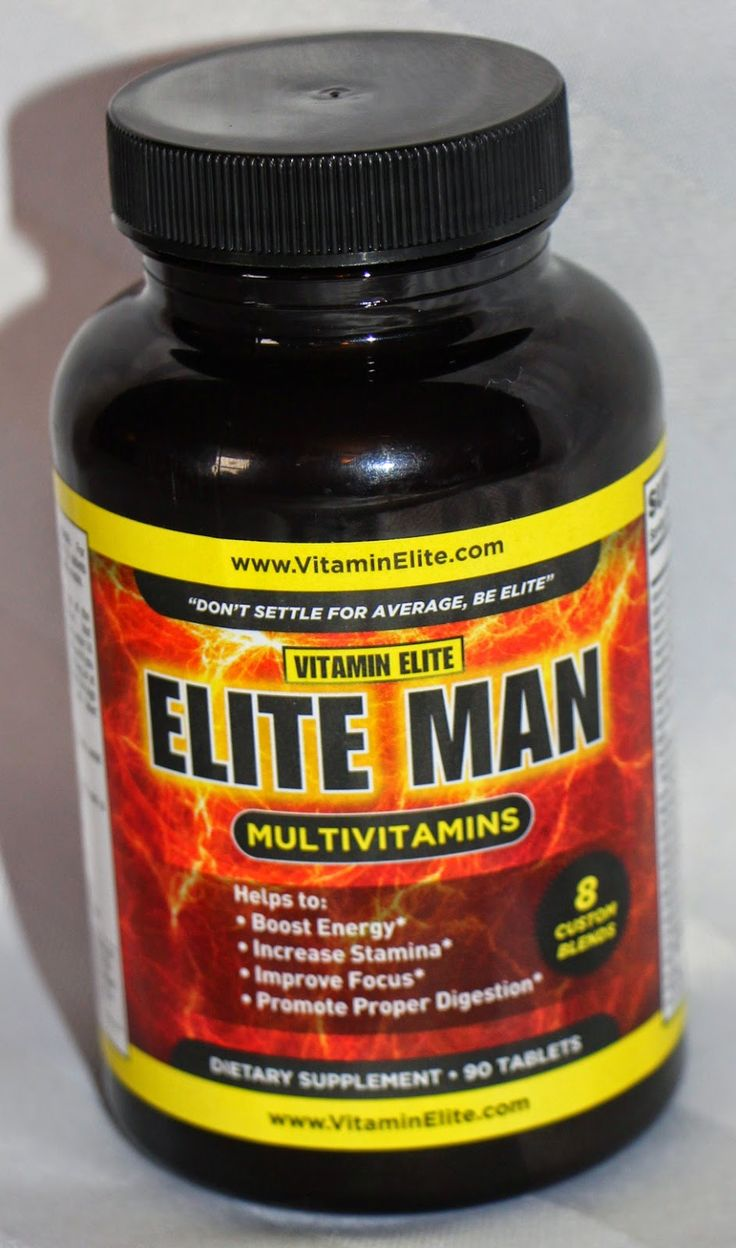 Working Mommy Journal: Elite Man MultiVitamins: Increase Energy & Boost Immunity #giveaway #HolidayGiftGuide