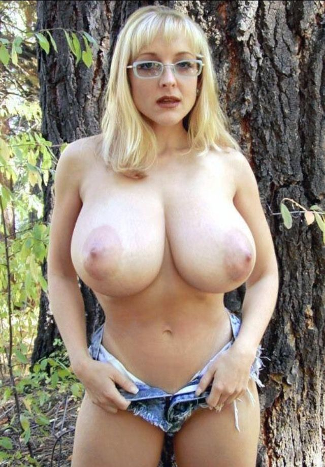 Large Firm Natural Tits