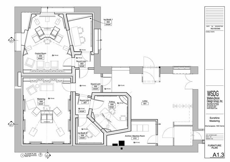 studio design | Recording Studio | Pinterest | Studio design ...