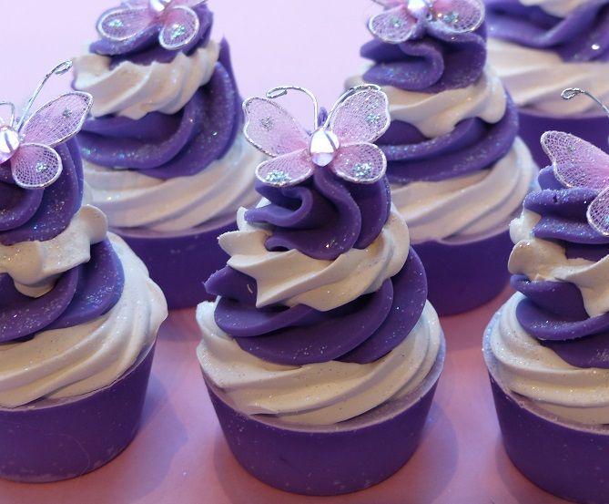 Cupcake Soap | Mini Cupcake Soaps