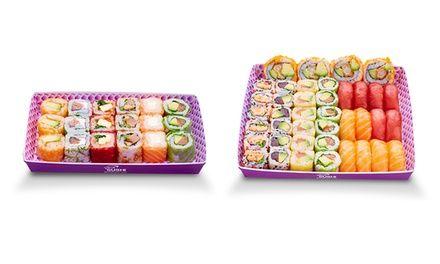 Restaurant Eat sushi Lyon 2ème : Cuisine japonaise à emporter