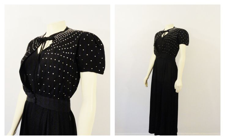 Vintage kleider etsy