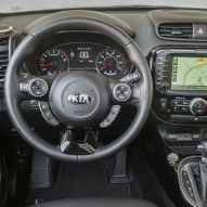 2014 Kia Soul Steering Wheel