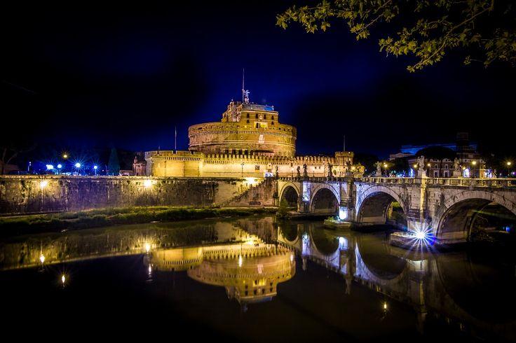 Castel sant'angelo by Daniele Silvestri on 500px