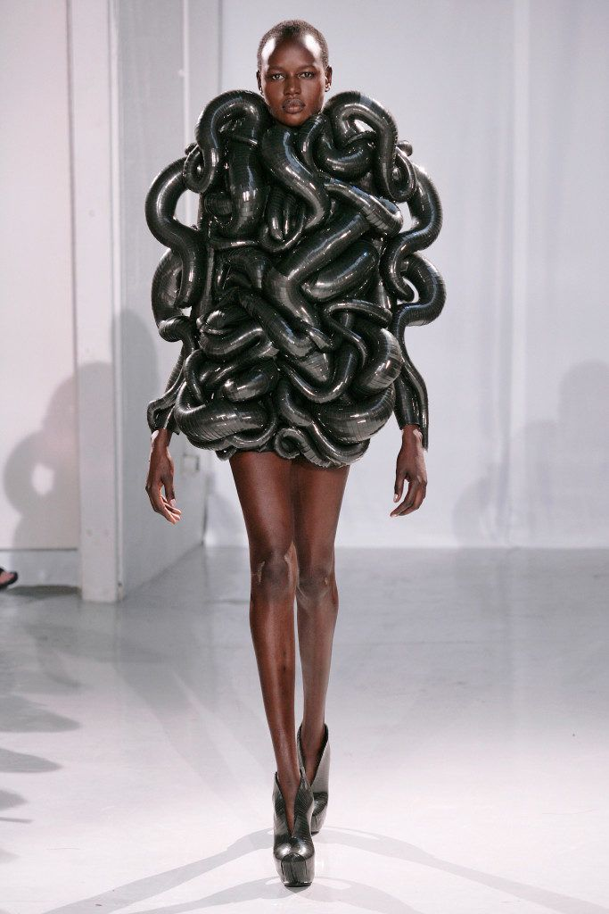 Iris van Herpen, Transforming Fashion, High Museum of Art, High Museum, Atlanta art, Atlanta Museum, Michelle Crosland, A rebel in prada, Atlanta fashion blog, Amsterdam, fashion studio, Iris van Herpen studio, couture studio, Groniger Museum, Netherlands, Dutch