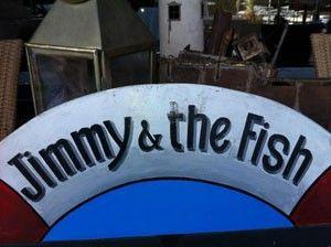 JIMMY AND THE FISH Εστιατόριο - Εστιατόρια για Ψάρι