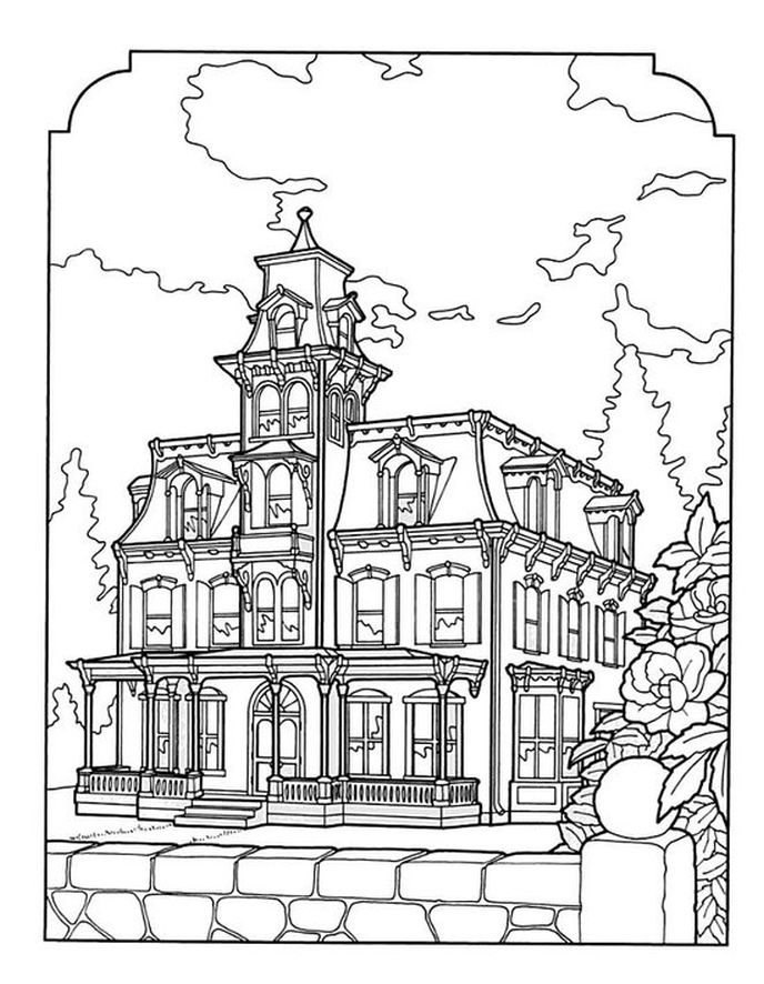 17 Best Images About Coloring Pages For Adults On
