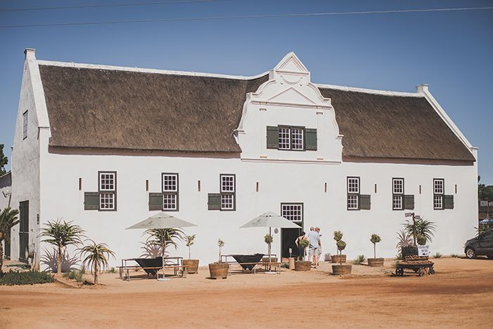 Groote Post is a historic 18th century farm on the Cape West Coast, South Africa, where winemaking traditions have been revived by the Pentz family.