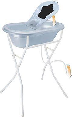Komfort und Sicherheit beim Baden mit einem Set aus: TOP-Badewanne, Badewannensitz, Standard-Badewannenständer, Ablaufschlauch und Badethermometer.