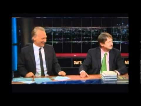 Alan Grayson Steals the Show on Real Time w/ Bill Maher. Fight on the Reserve Banks