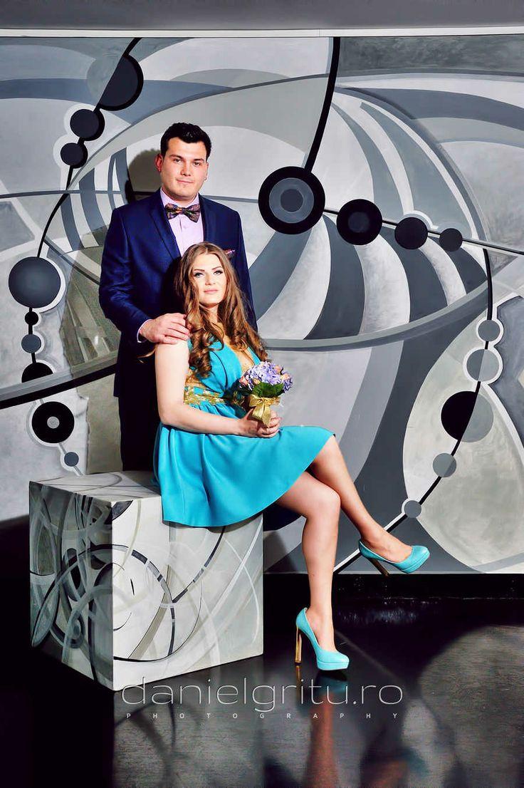 Andreea si Vlad - Impreuna   Fotografie de logodna » Daniel Gritu - Fotograf de nunta profesionist