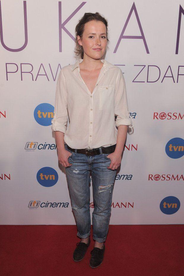 Znalezione obrazy dla zapytania Olga Frycz styl