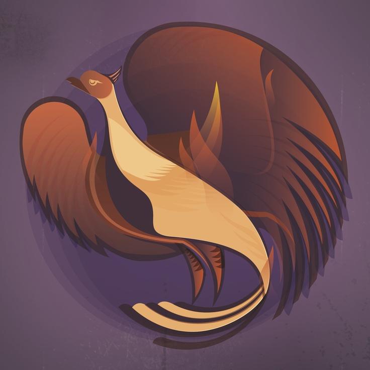 A majestic and curvaceous creature. | University of Phoenix: Phoenix Univerro, Curvac Creatures, Phoenix Sight, Beğendiğim Figürler, Beğendiğim Desenl