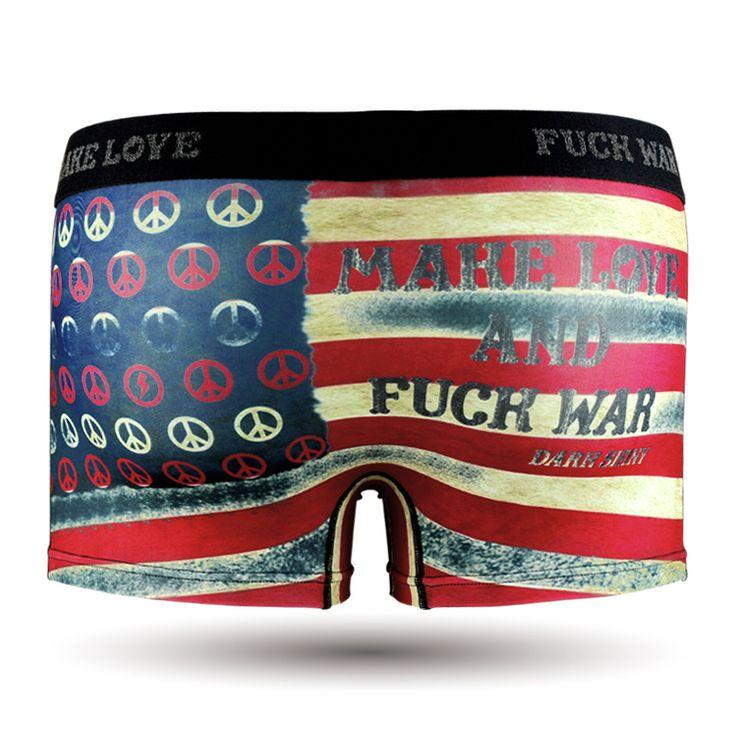 Stars and Stripes/メンズ/星条旗/アメリカ/メンズファッション アンダーウェア ボクサーパンツ #darkshiny #mensfashion #boxerbrief #underwear