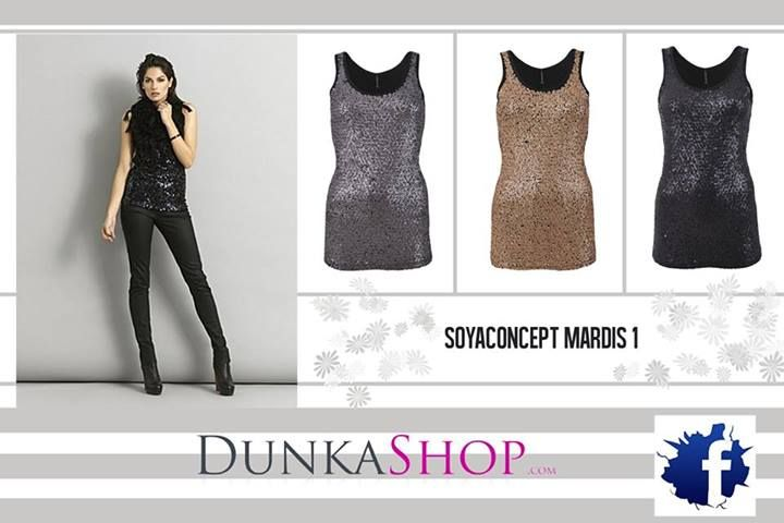 Bluzka Soya Mardis 1 - http://www.dunkashop.com/search.php?text=Soya+Mardis+1+