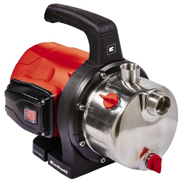 Einhell Gartenpumpe Gc Gp 1046 N Wasserpumpe Pumpe Bis Zu 4600 L H Neu Wasserpumpe Tauchpumpe Pumps
