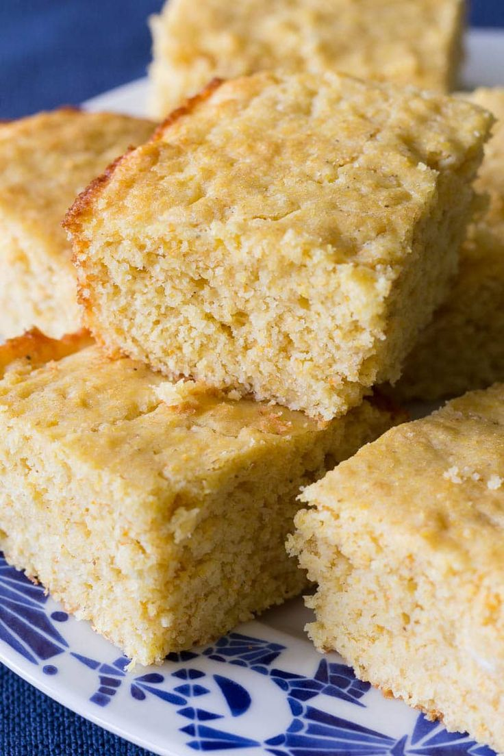 Cornbread Recipe Like A Cake Mix