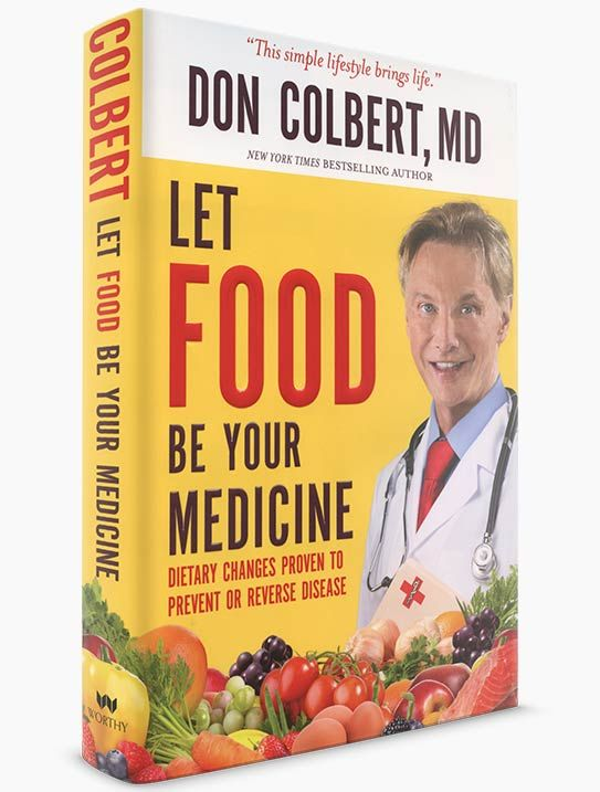 Let Food Be Your Medicine (Day 2) – Anna Ippolito