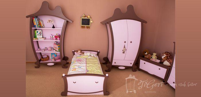 TiGeRi Kids Furniture - just like in fairy tales...