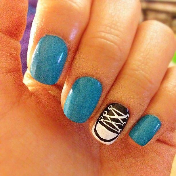 Nail Art Couture Converse Nail Art: I Like, I Love, I Want, I Need