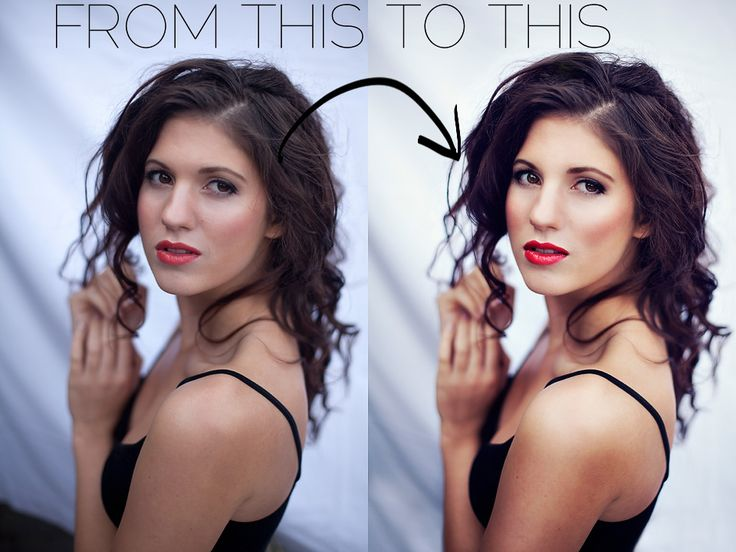 Very thorough tutorial on Photoshop editing.