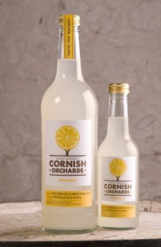 Cornish Orchards lemonade sounds refreshing