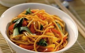 A fast and easy Thai style stir-fry.
