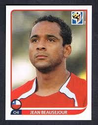 Image result for 2010 panini chile beausejour