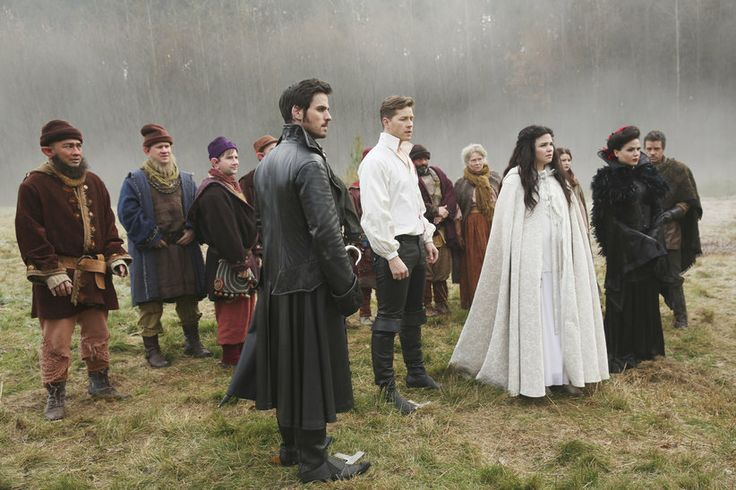Episode 312: New York City Serenade Once Upon a Time Season 3 Pictures & Character Photos - ABC.com