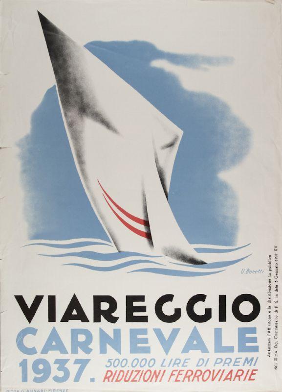 Uberto Bonetti (Viareggio, 1909 - 1993)