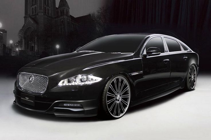Image detail for -2011 jaguar XJ black on 2011 Jaguar XJ – Real New Car - Otofans.Com
