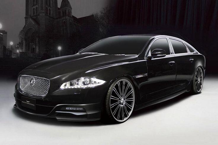 Image detail for -2011 jaguar XJ black on 2011 Jaguar XJ – Real New Car - Otofans.Com