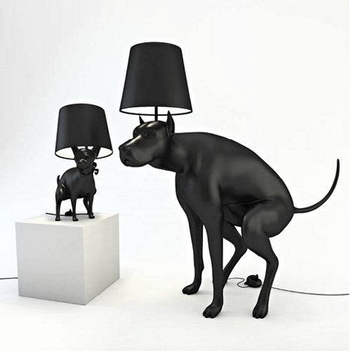 Great Dane lamp :-) <3