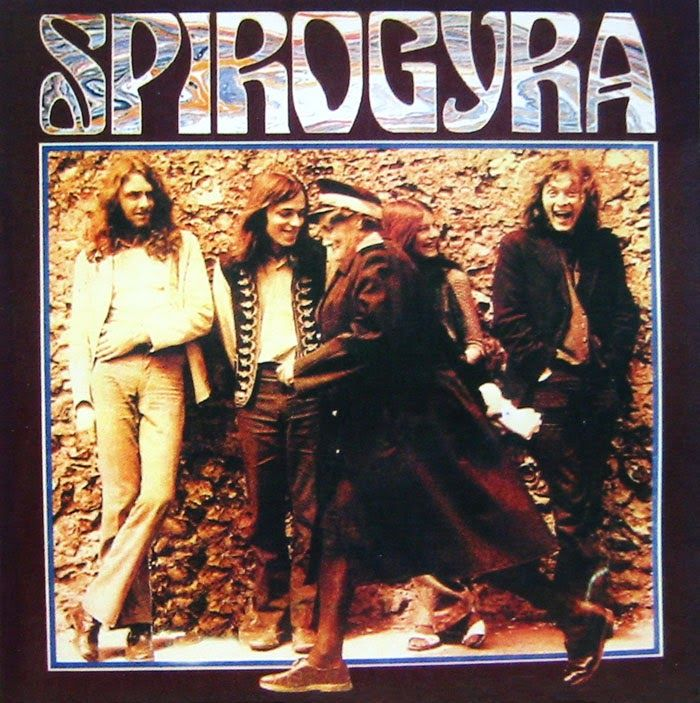 Spirogyra - St radiguns (1971)