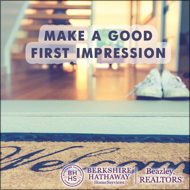 As we said before, first impressions are important when trying to sell your house as a matter of fact, they're everything. A potential buyer may ask a lot of questions about the school district, proximity to stores, the neighborhood, the condition of your appliances and so on, but all else pales in comparison to the feeling the prospective buyer gets when he first sees your home. If you want to sell your house in a short amount of time and without a lot of hassle, it's critical that the…