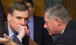 Senate intelligence chiefs of both parties reject Trump wiretapping claim | US news | The Guardian