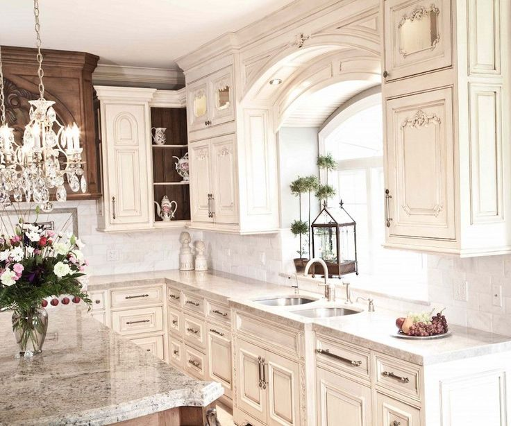 Beautiful Kitchens With White Cabinets: 4277 Best Images About Luxe